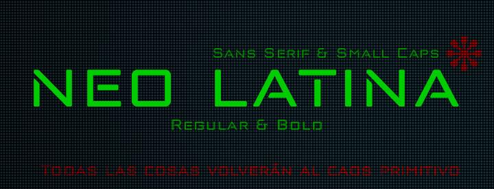 Neo Latina, fuentes futuristas