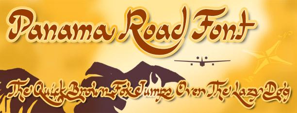 Panama Road Script